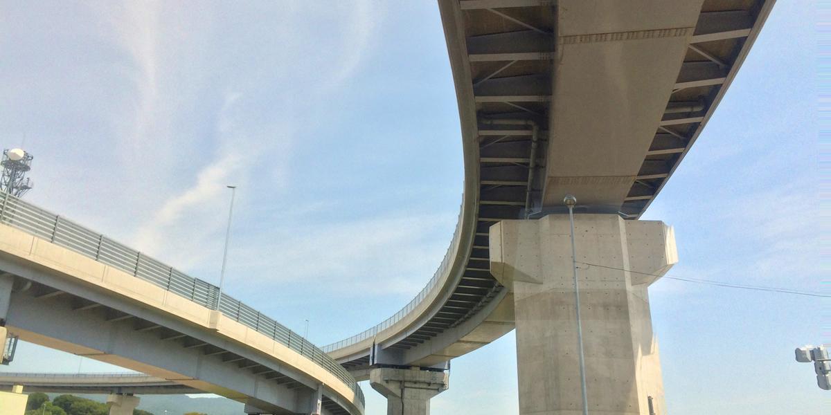 橋梁用伸縮装置